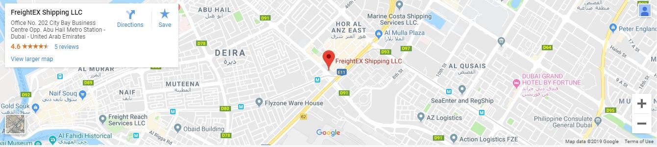 Freightex LLC Dubai